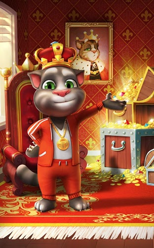 Играй Talking Tom На ПК 13