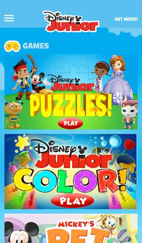 Play Disney Junior – watch now! on PC 23