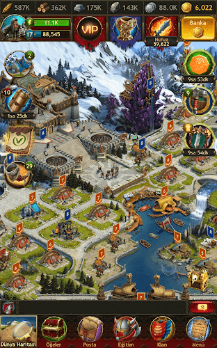 Vikings War of Clans   İndirin ve PC'de Oynayın 20