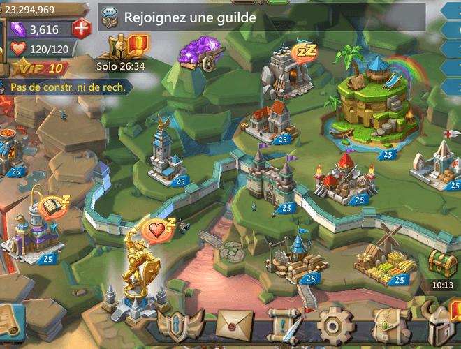 Jouez à  Lords Mobile sur PC 20