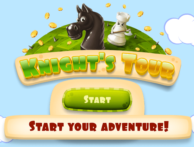 Play Knight's Tour: Chess Puzzle on PC 10