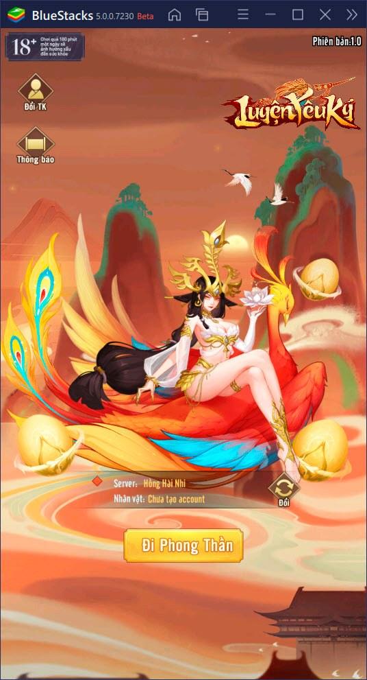 Khám phá thế giới thần thoại cùng Luyện Yêu Ký