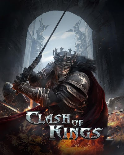 Jogue Clash of Kings on pc 8