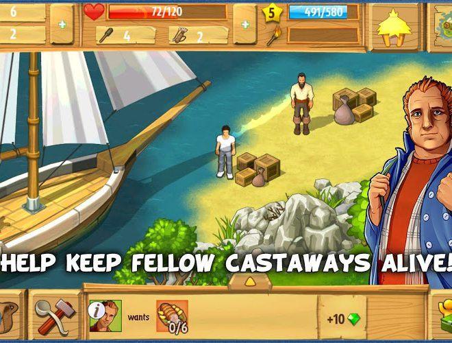 Play Island Castaway: Lost World on PC 8