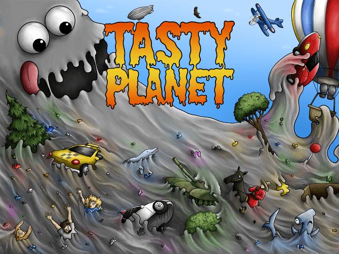 Играй Tasty Planet На ПК 7