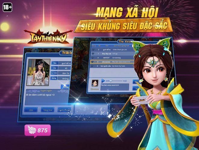 Chơi Tây Thiên Ký on PC 20