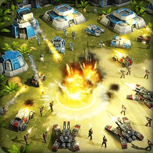 Играй Art of War 3: Modern PvP RTS На ПК 1