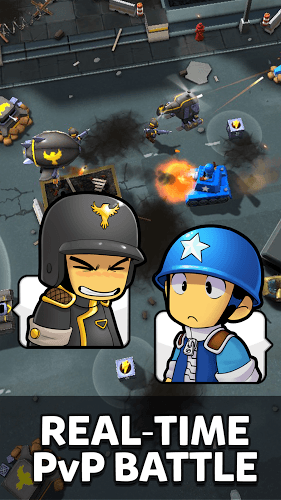 Play Mini Guns on PC 3