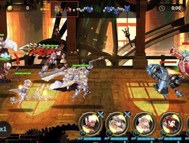 เล่น Chaos Chronicle on PC 25