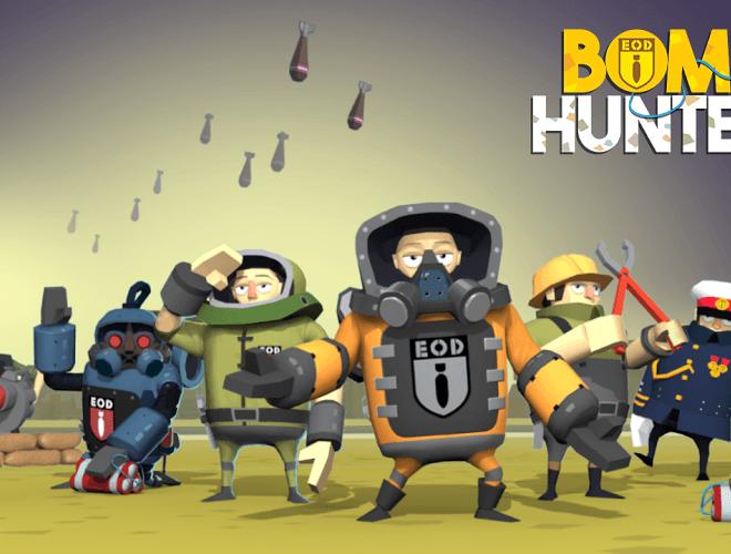 Играй Bomb Hunters На ПК 9