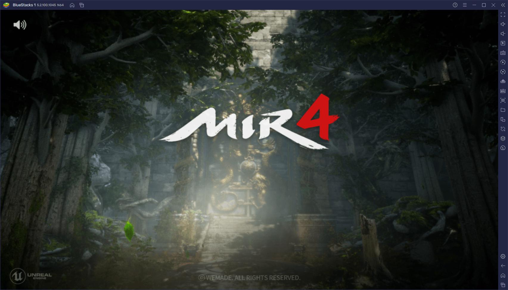 Tier List de classes do MIR4 – Qual é a melhor classe do jogo?