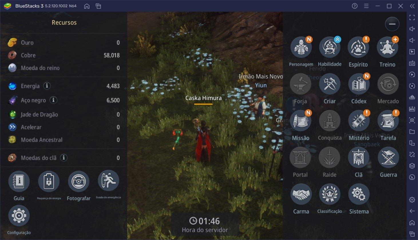 MIR4 no PC – Como otimizar sua experiência de jogo com o BlueStacks