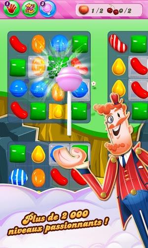 Jouez à  Candy Crush sur PC 5