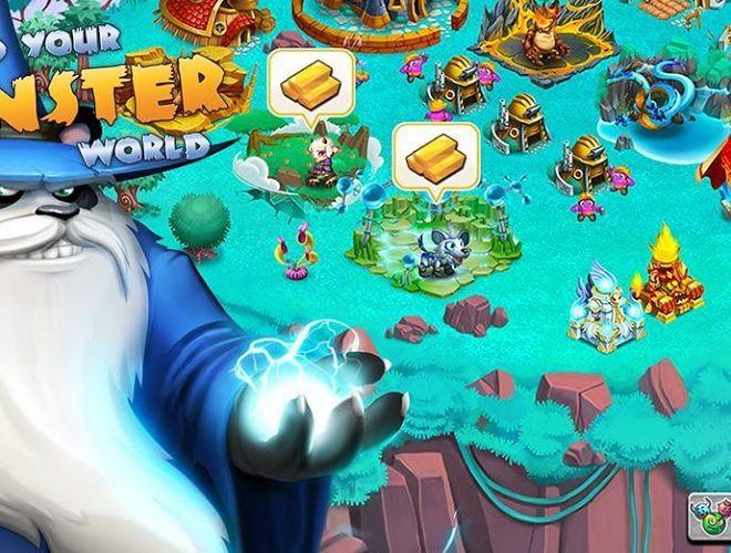 Chơi Monster Legends on pc 18
