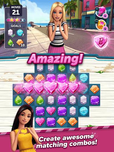 Play Barbie Sparkle Blast on PC 10