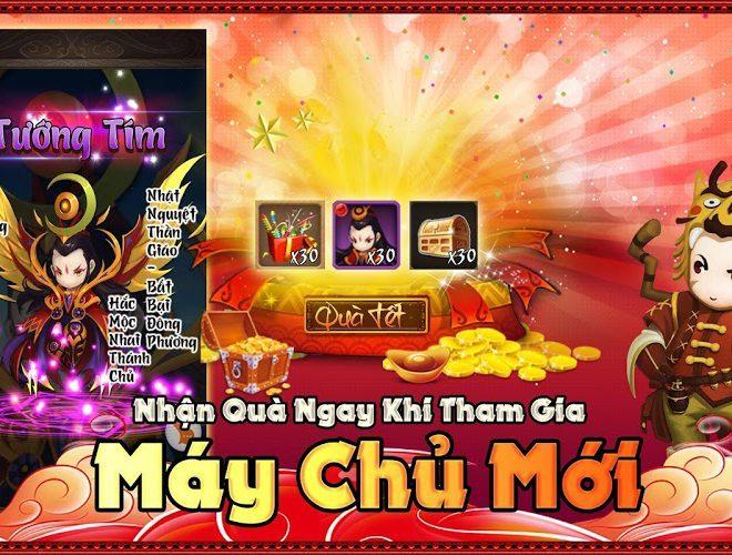 Chơi Mộng Giang Hồ on PC 21