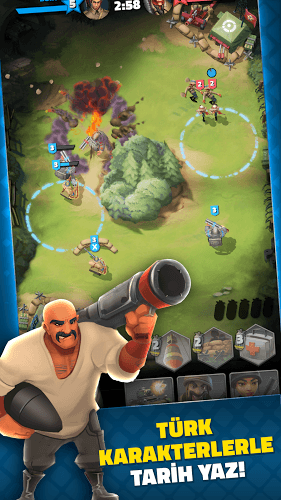 Savaş Meydanı  İndirin ve PC'de Oynayın 12