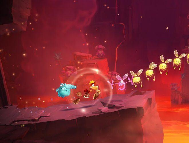 Играй Rayman Приключения on pc 7