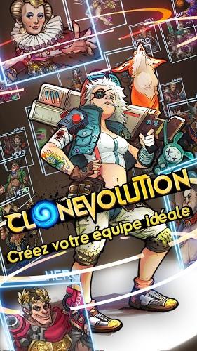Jouez à  Clone Evolution: War of the Mutants sur PC 3