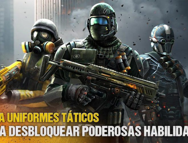 Jogue Modern Combat 5: Blackout on pc 15