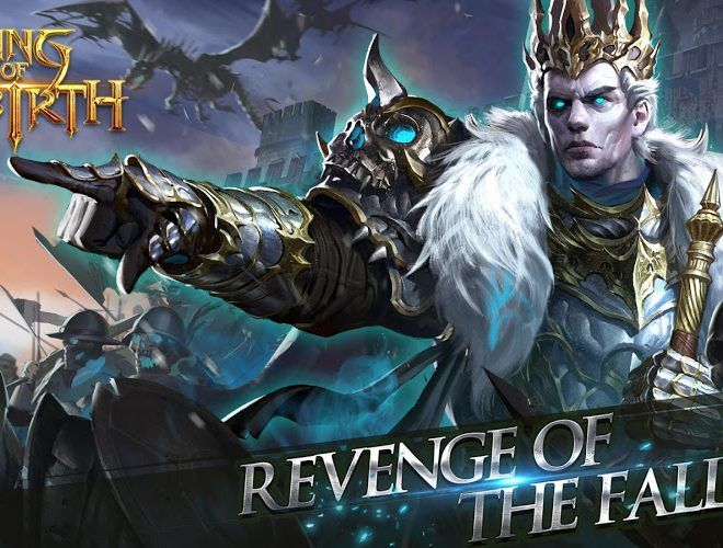 Play King of Rebirth: Undead Age on PC 8