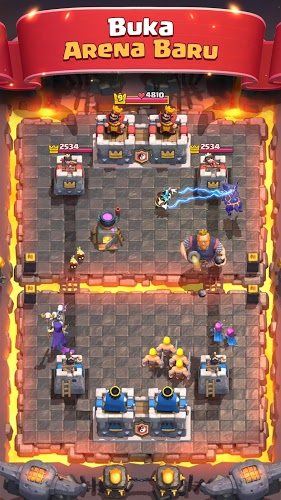 Main Clash Royale on PC 7