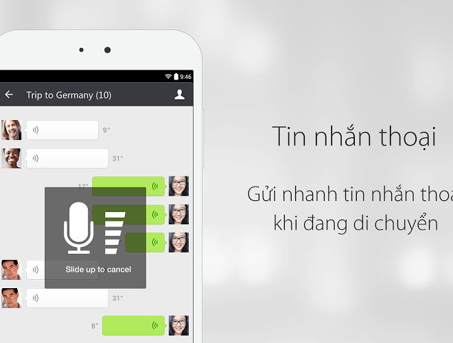 Chơi WeChat on PC 13