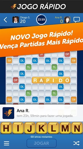 Jogue New Words with Friends para PC 8