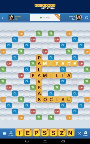 Jogue New Words with Friends para PC 21