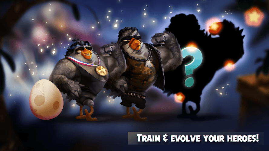 Download Angry Birds Evolution on PC with BlueStacks