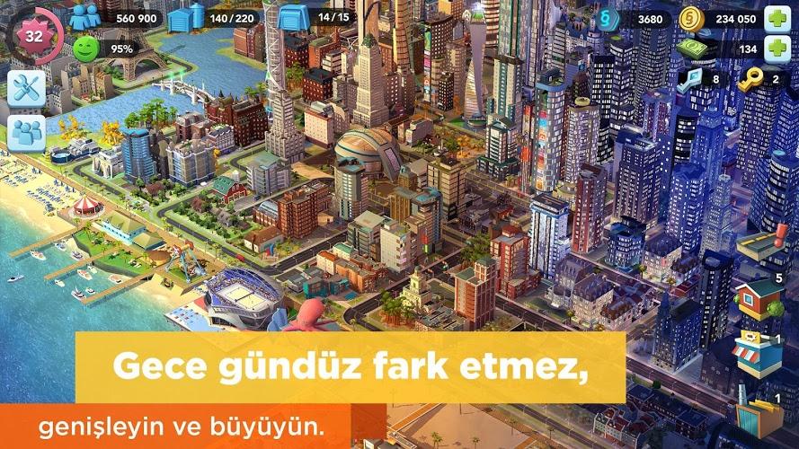 SimCity BuildIt İndirin ve PC'de Oynayın 6