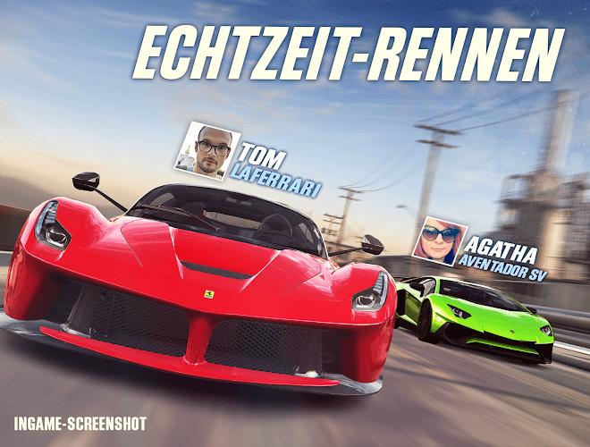 Spiele CSR Racing 2 auf PC 12