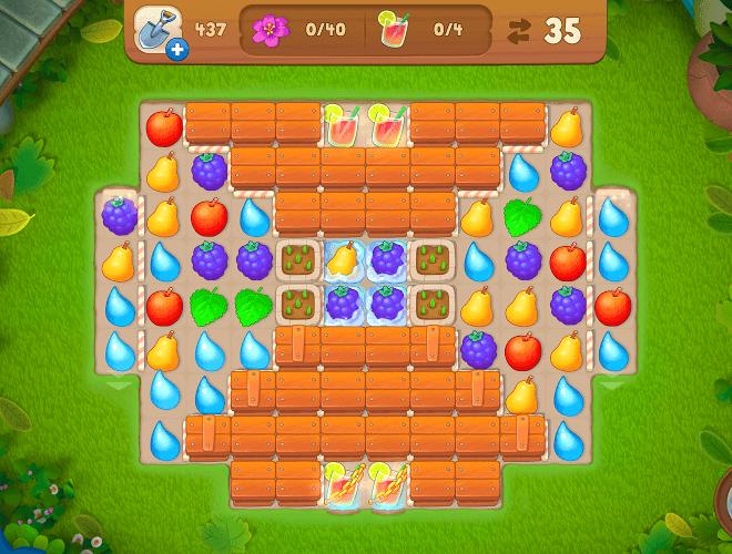 Jouez à  Gardenscapes sur PC 23