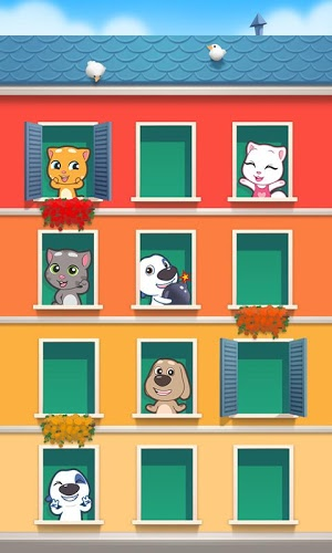Play Talking Tom Cat 2 on PC 5