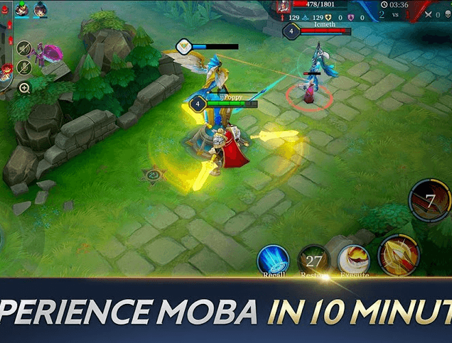 Play Garena AOV – Arena of Valor on PC 4