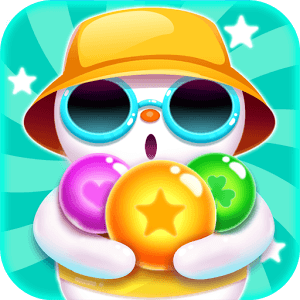 Play Bubble Snow on pc 1