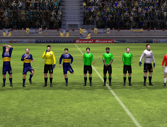 Chơi Dream League Soccer on PC 3