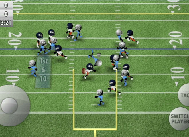 Play Stickman Football on PC 3