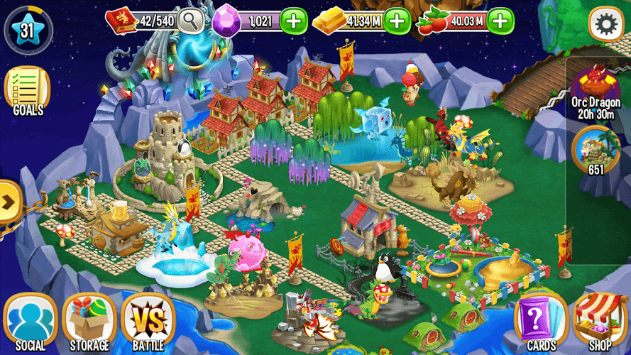 Dragon City İndirin ve PC'de Oynayın 19