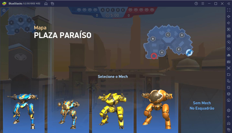 Mech Arena: Robot Showdown Dicas e Truques para acabar com seus inimigos e vencer partidas