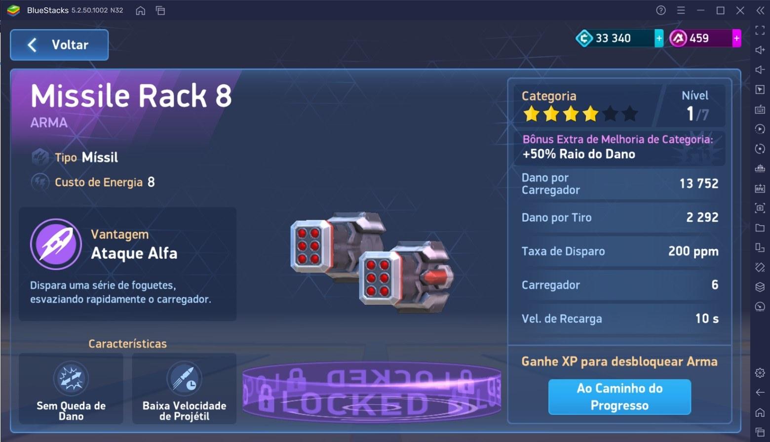 Mech Arena: Robot Showdown – Uma visão geral das armas