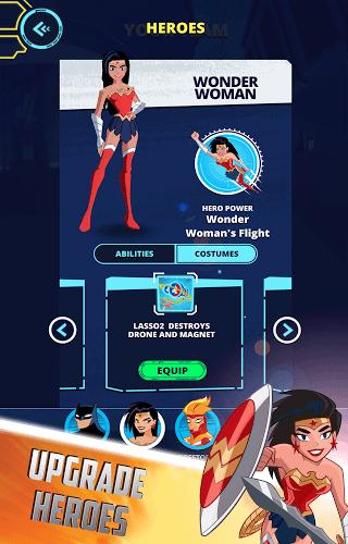 Играй Justice League Action Run На ПК 6