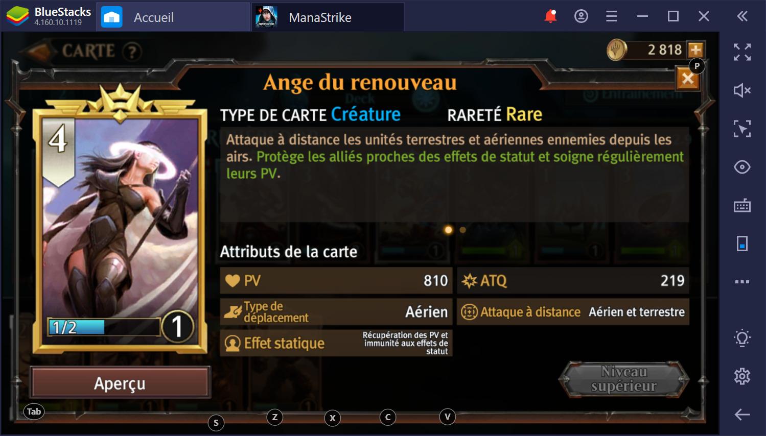 Comment monter rapidement dans le classement de Magic : ManaStrike sur PC