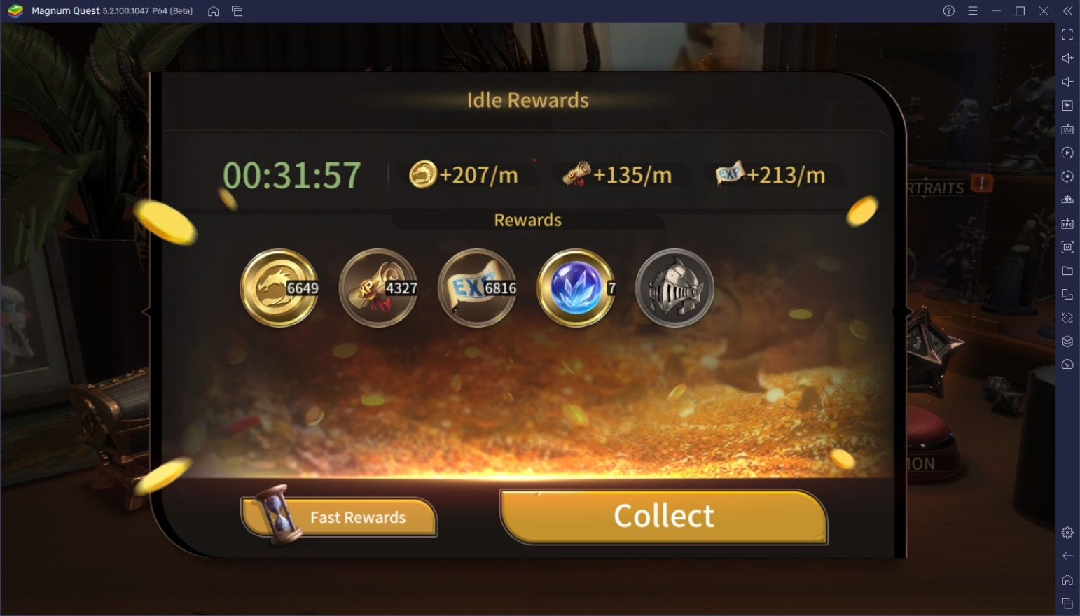 BlueStacks Beginner's Guide to Playing Magnum Quest