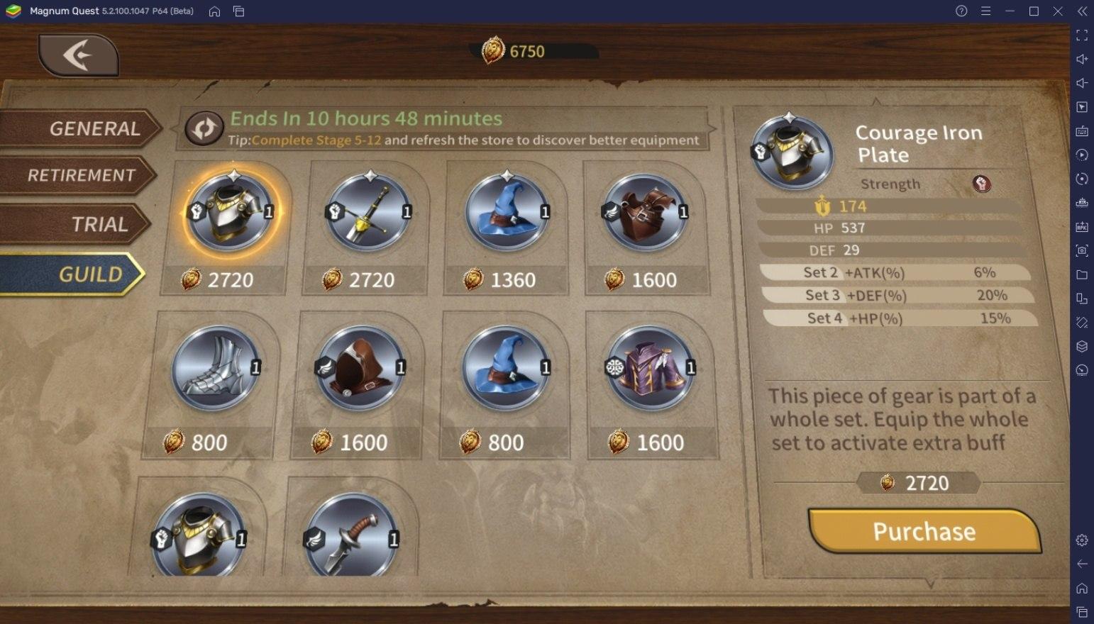 نصائح وحيل لمساعدتك على النجاح في لعبة Magnum Quest
