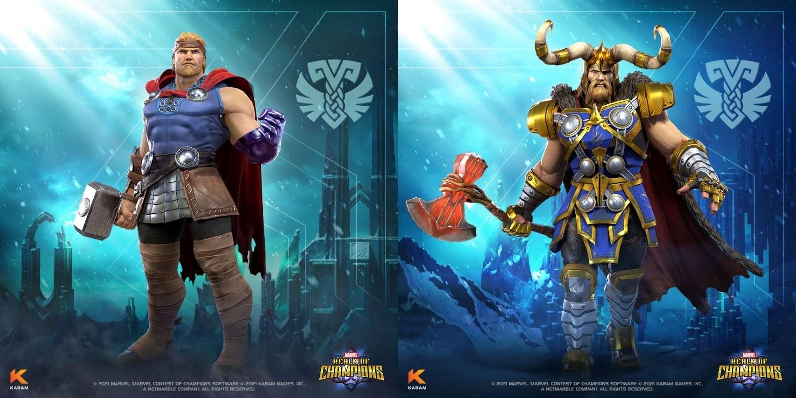 Новое оружие, функция Transmog и ивент Trial of the Worthy: для Marvel Realm of Champions вышло обновление 4.0