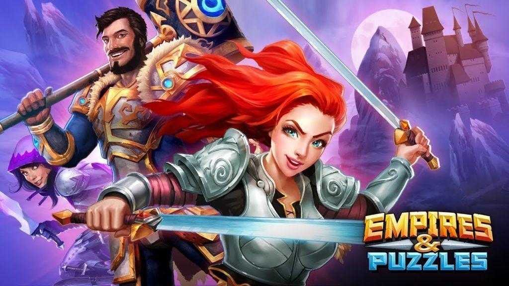 Empires & Puzzles: взаимодействие с другими игроками