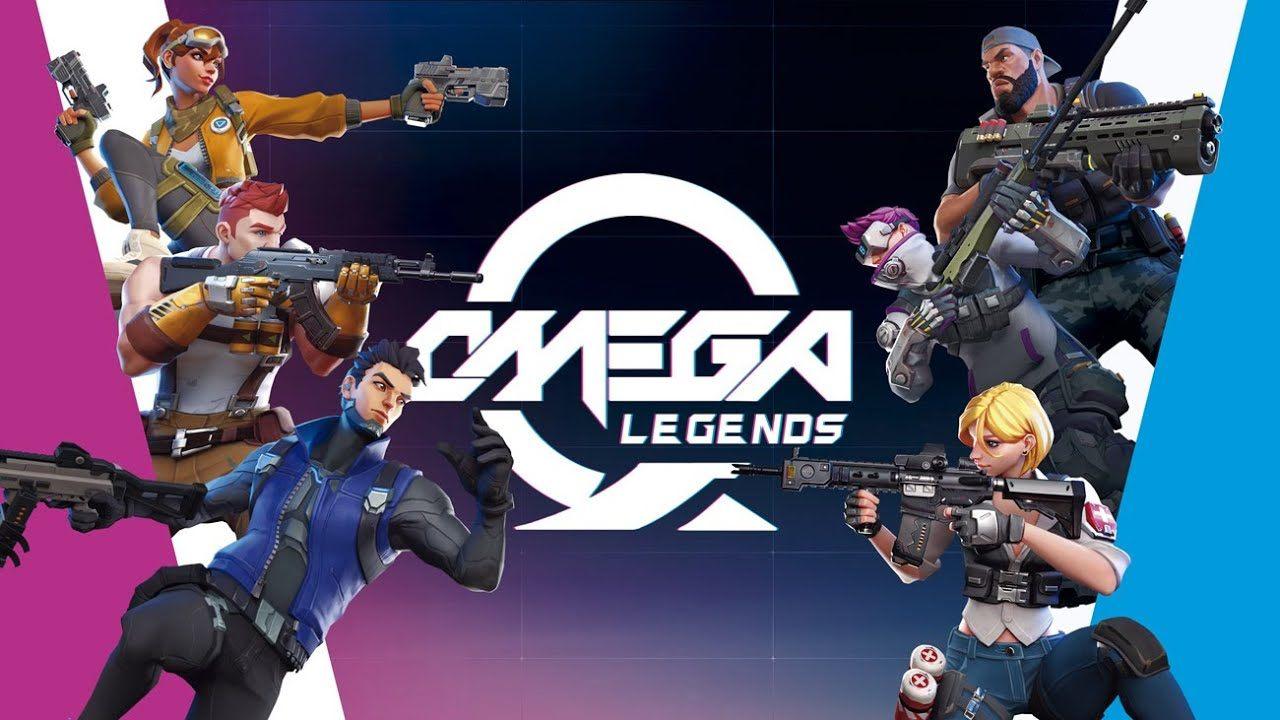 Omega Legends от IGG готовится к запуску. Fortnite — подвинься!