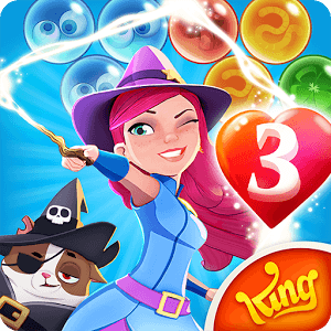 Играй Bubble Witch 3 Saga На ПК 1