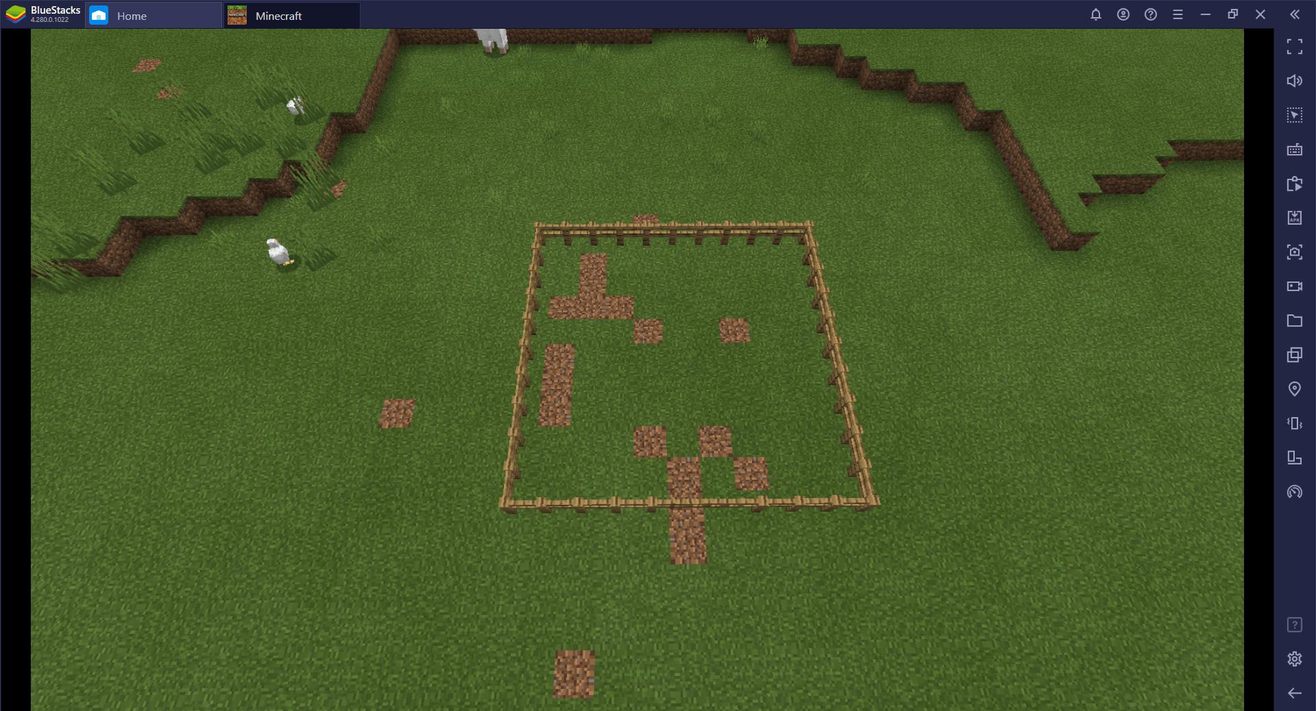 Minecraft auf dem PC – Leitfaden zum Aufbau einer guten Tierfarm